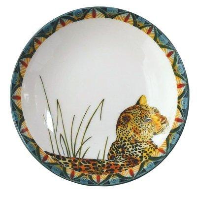 "Wok Bowl 7.5""                Leopard"