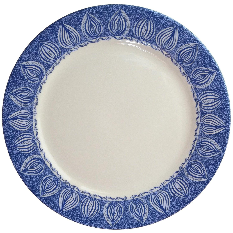 """Dinner Plate 11.5"""" Edge"""