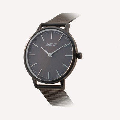 Meis² with Dark Grey mesh strap