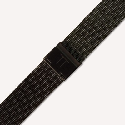 Dark Grey mesh strap