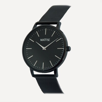 Meis³ with Black mesh strap
