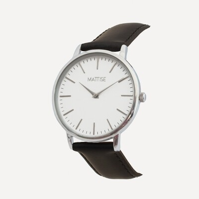 Luisa with Black leather strap
