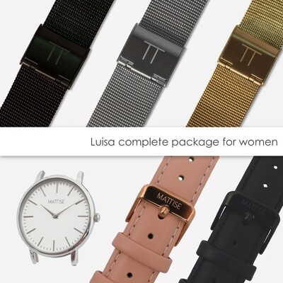 Luisa complete package for women