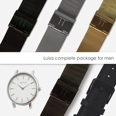 Luisa complete package for men