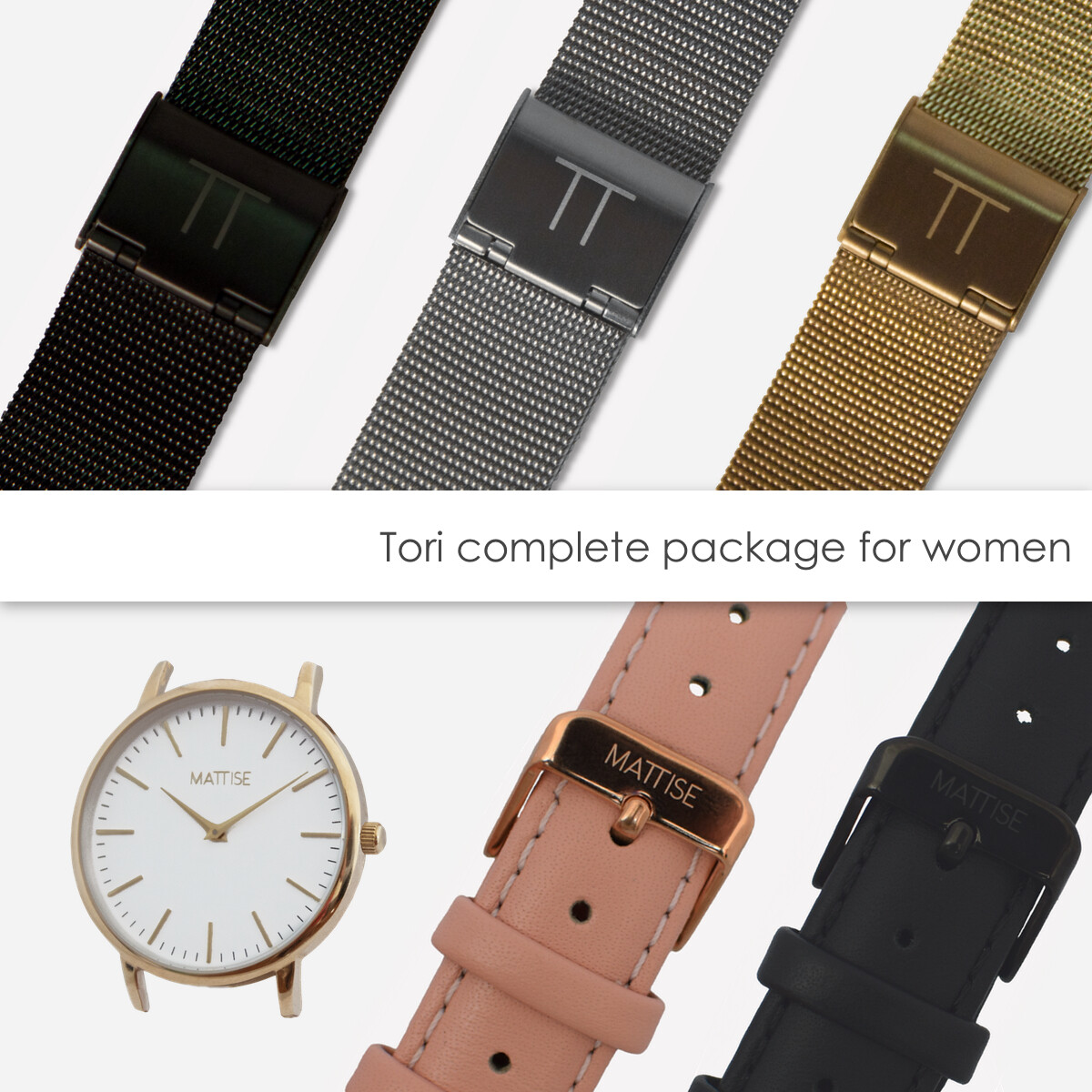 Tori complete package for women