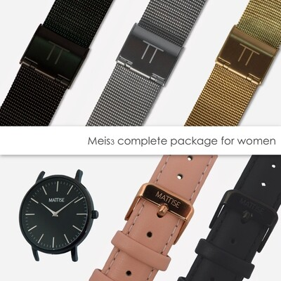 Meis3 complete package for women