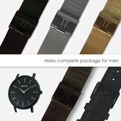 Meis3 complete package for men