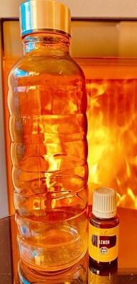 Biophotonen Flasche & Zitronen Öl 15ml