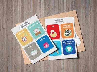 Routine Cards - Giúp con hình thành & duy trì các thói quen sinh hoạt một cách độc lập, tự giác