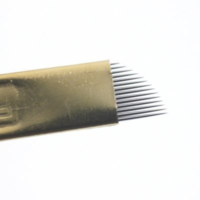 Aghi tatuaggio microblading 14pin (10 pz)