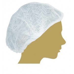 Cuffia per capelli (10 pz)