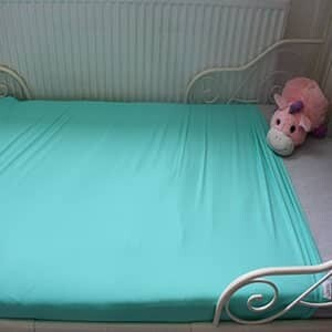 Zzsleeptunnel Mint Peuterbed (matras 70cm breed)