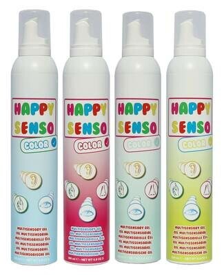COMPLETE SET Happy Senso COLOR (4x)