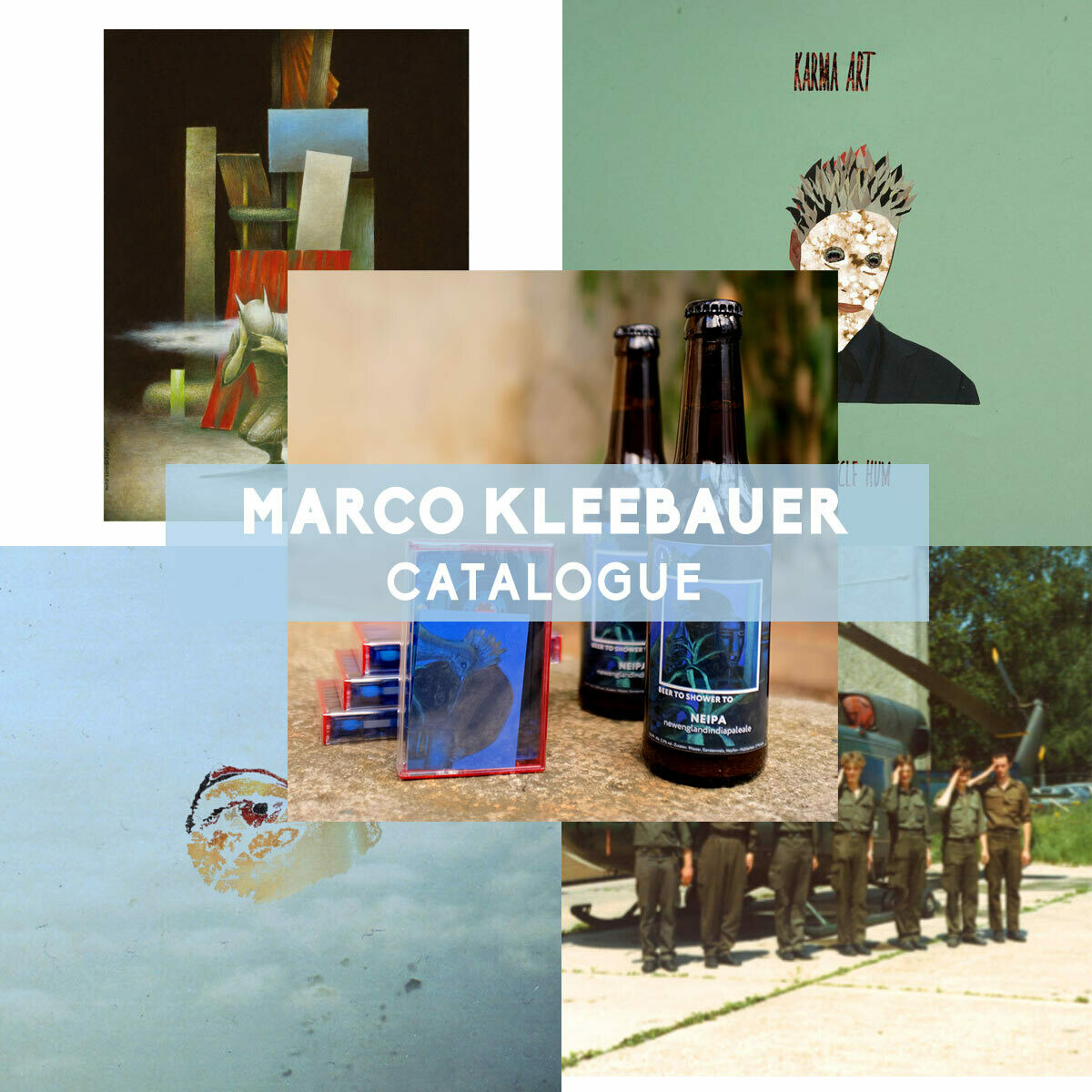 Marco Kleebauer Full Discography