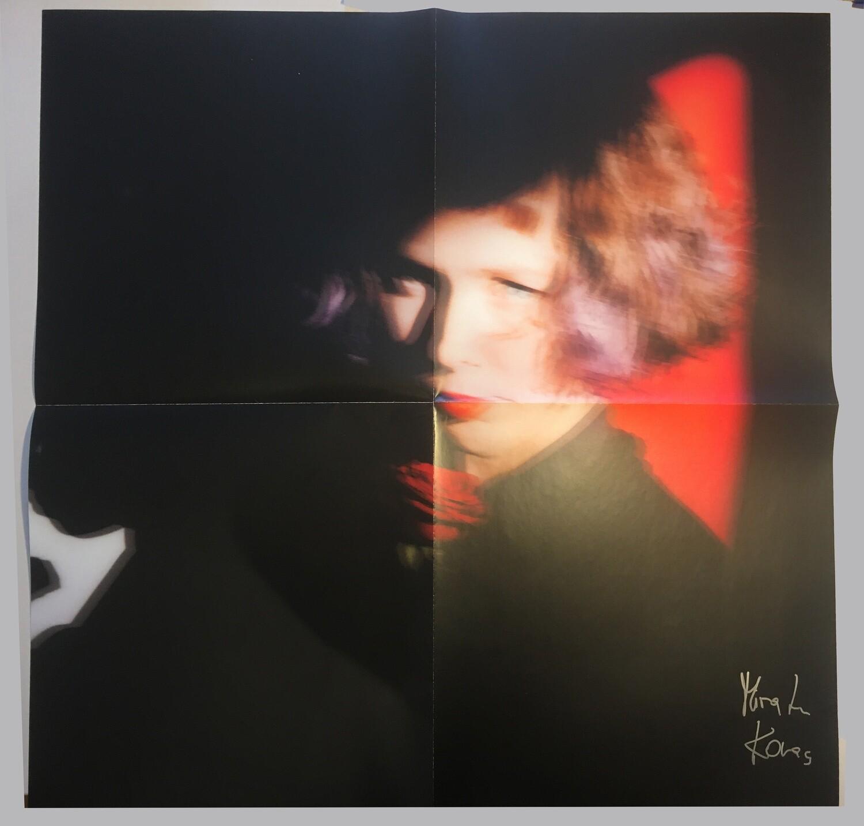 Mira Lu Kovacs - signiertes Poster
