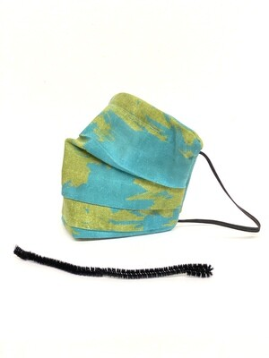 Cloth Face Mask with Filter Insert