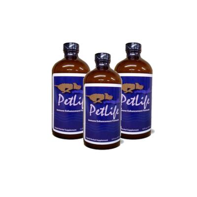 PetLife - 3 Bottles