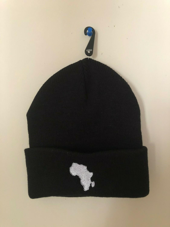 Black/White Skull Africa