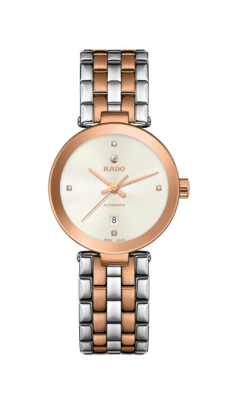 Florence White Dial 28MM Automatic R48900733