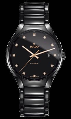 True Automatic Diamonds Black Dial 40MM R27056732