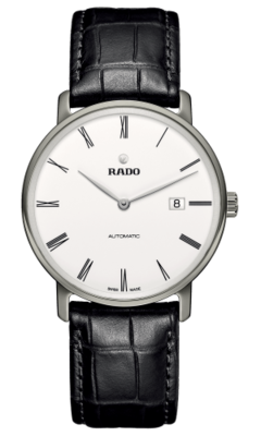 DiaMaster Thinline White Dial 41MM Automatic R14067036