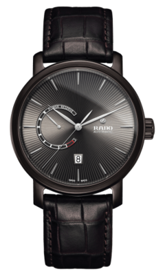 DiaMaster Power Reserve Black Dial 43MM Automatic R14141306