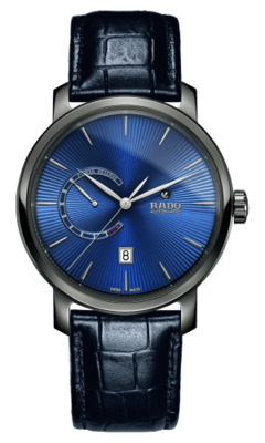 DiaMaster Power Reserve Blue Dial 43MM Automatic R14138206