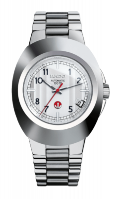 New Original Silver Dial 39MM Automatic R12637013