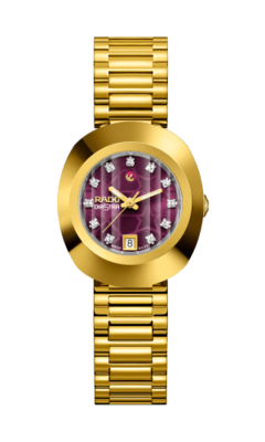 The Original Automatic Maroon Dial 27MM R12416573