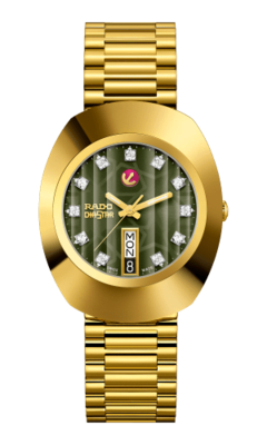 The Original Automatic Green Dial 35MM R12413533