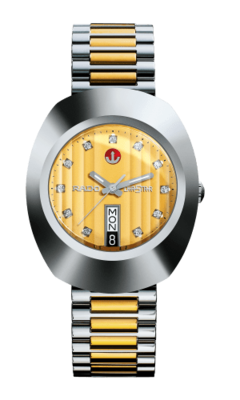 The Original Automatic Gold Dial 35MM R12408633