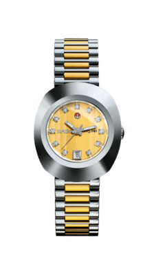 The Original Automatic Gold Dial 27MM R12403633