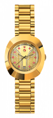 The Original Automatic Gold Dial 27MM R12416034