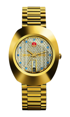The Original Automatic Cubic Zirconia Dial 35MM R12413313
