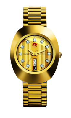 The Original Automatic Gold Dial 35MM R12413493