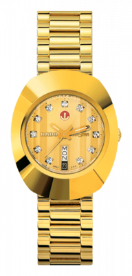 The Original Automatic Gold Dial 35MM R12413494