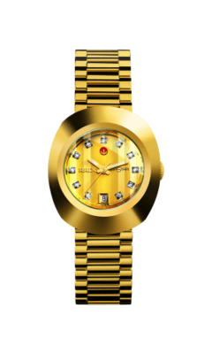 The Original Automatic Gold Dial 27MM R12416633