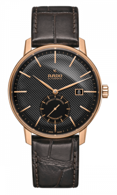 Coupole Classic Black Dial 41MM Automatic Cosc R22881165