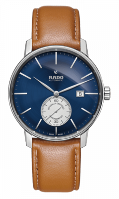 Coupole Classic Blue Dial 41MM Automatic Cosc R22880205