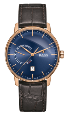 Coupole Classic Automatic Blue Dial 41MM R22879205