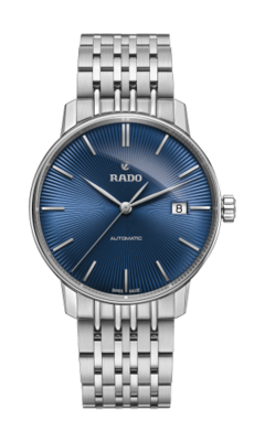 Coupole Classic Blue Dial 38MM Automatic R22860204