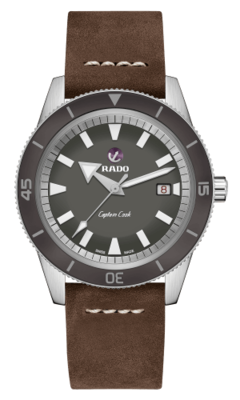 Captain Cook Grey Dial 42MM Automatic R32505015