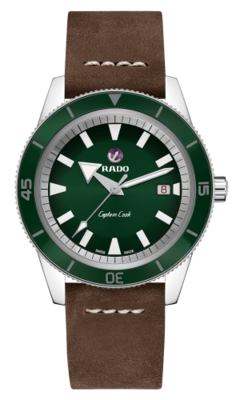 Captain Cook Green Dial 42MM Automatic R32505315