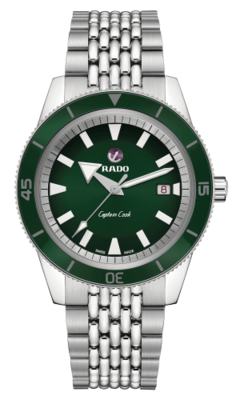 Captain Cook Green Dial 42MM Automatic R32505313