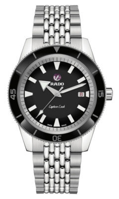 Captain Cook Black Dial 42MM Automatic R32505153
