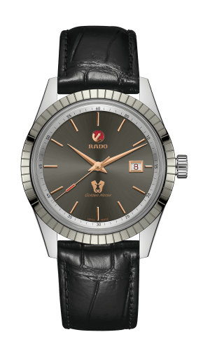 Golden Horse Grey Dial 42MM Automatic R33101105