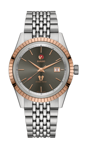 Golden Horse Grey Dial 42MM Automatic R33100103