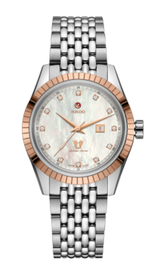 Golden Horse Mother Of Pearl Dial 35MM Automatic R33102903