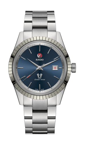 Golden Horse Blue Dial 42MM Automatic R33101204