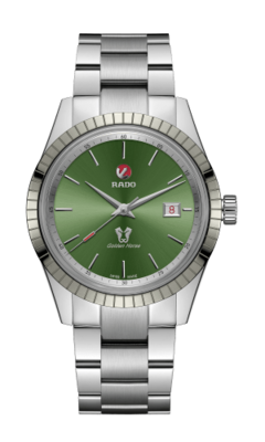 Golden Horse Green Dial 42MM Automatic R33101314